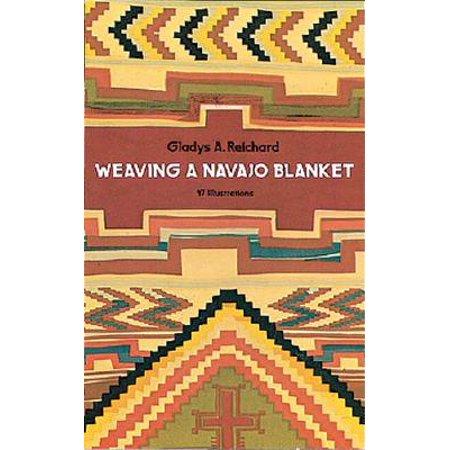Weaving a Navajo Blanket