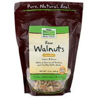 Raw Walnuts - 12 oz (340 Grams) by NOW Foods