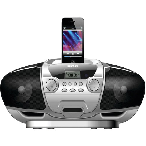 RCA Boom Box for iPhone and iPod