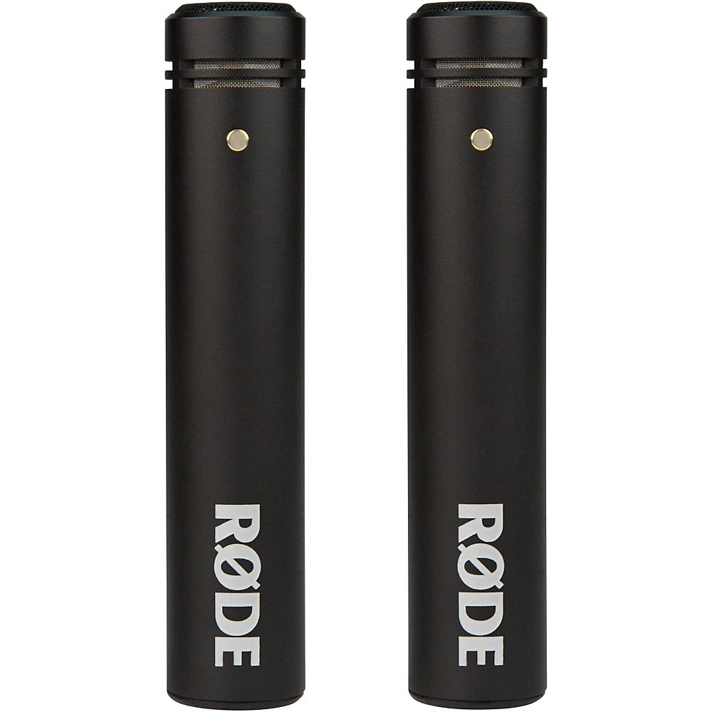 "Rode Microphones M5 Compact 1 2"" Condenser Microphone Matched Pair by Rode Microphones"