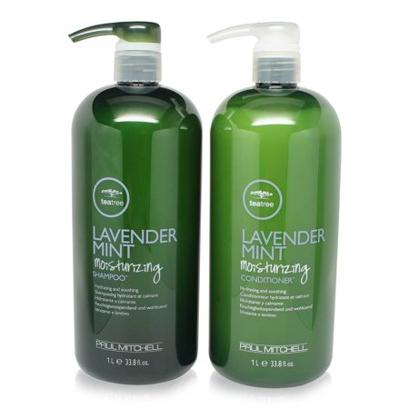 Paul Mitchell Lavender Mint Hydrating Shampoo and Conditioner 33.8 OZ - Paul Mitchell Lavender Mint Shampoo