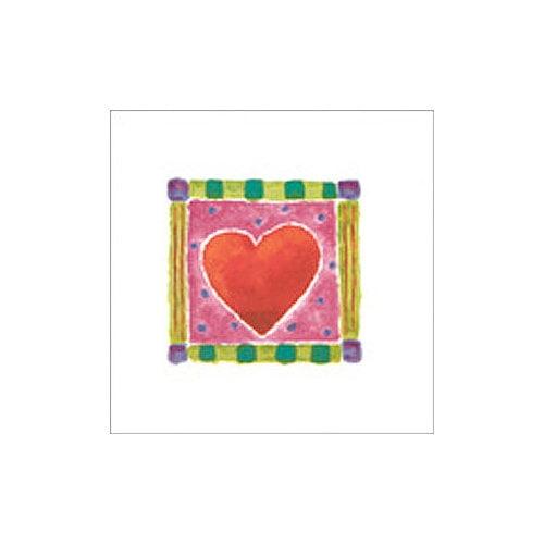 Art 4 Kids Heart Collection III Frame Art