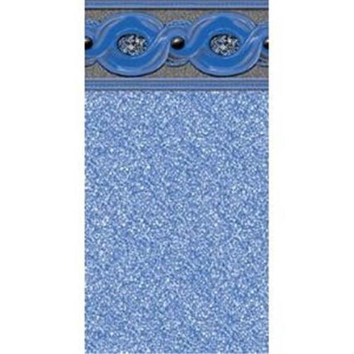 Blue Wave NL990120 12'x24' Rectangle 20 GA.  Corinthian Liner