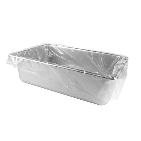 Deep Rectangle Tabletops - TableTop King Full Size Deep Steam Table Nylon Pan Liner - 50/Box
