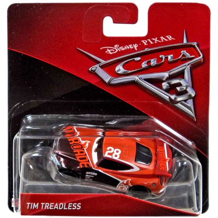 Disney Cars Cars 3 Tim Treadless Diecast Car [Checkout