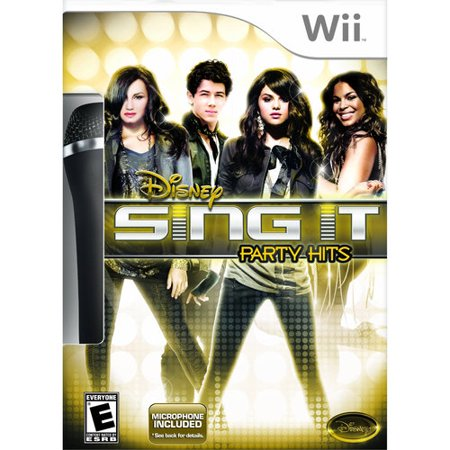 Disney Sing It 3 with mic (Wii)