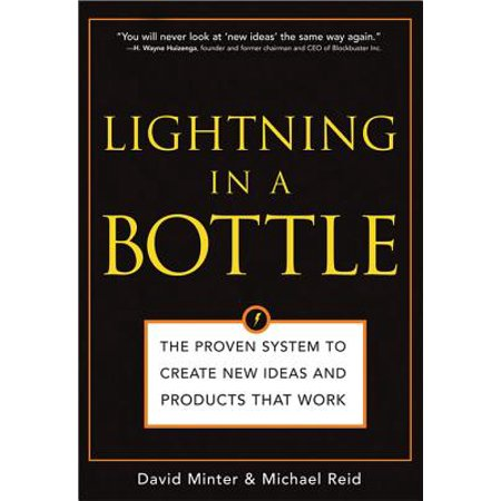Lightning in a Bottle: The Proven System to Create New Ideas and Products That Work - (Createx Bottles)
