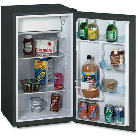 Avanti RM3316B 3.3 Cu Ft Compact Refrigerator, Black ()