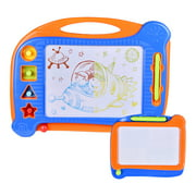 Magnetic Drawing Board,Magna Doodle Board for Toddlers,Toddler Learning Toys for Writing,Sketching,Travel Toys for Kids Educational Toys for Children 3-5 F-256