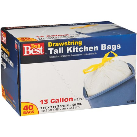 Do it Best Tall Kitchen Trash Bag