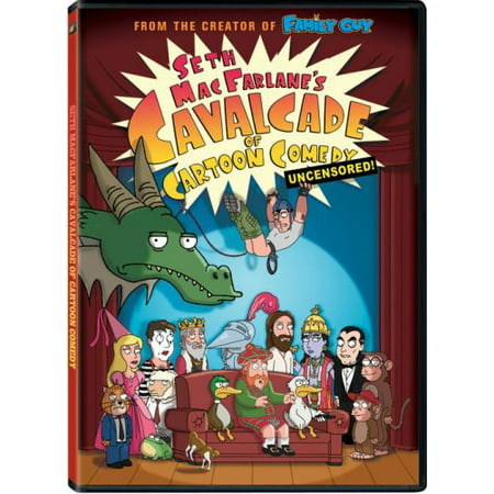 Seth MacFarlane's Calvacade of Cartoon Comedy (Unrated)