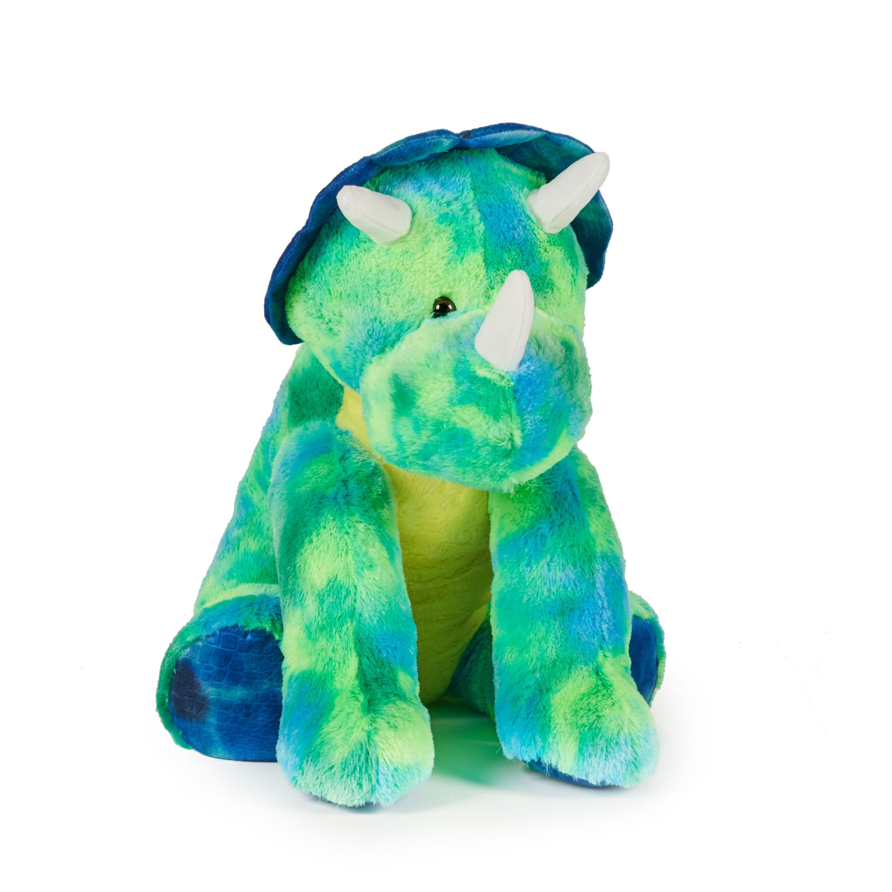 Way To Celebrate Valentine's Day Extra Large Jungle Plush, Triceratops