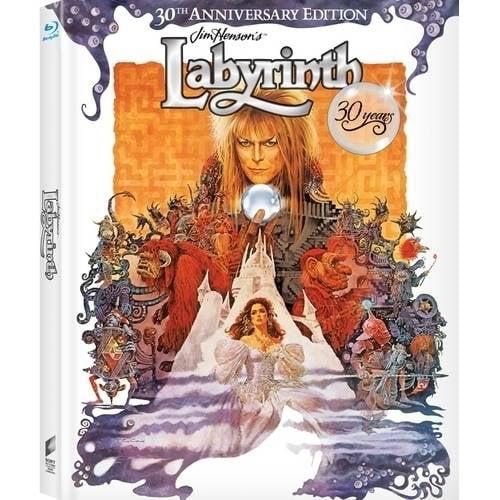 Labyrinth: 30th Anniversary Gift Set (Blu-ray + Digital HD) (Widescreen)