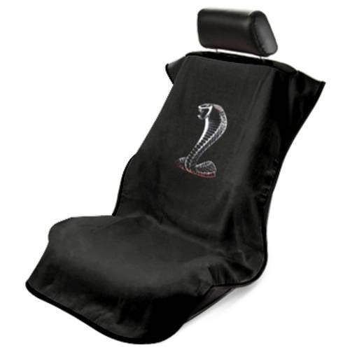 SeatArmour Mustang Cobra Black Seat Armour