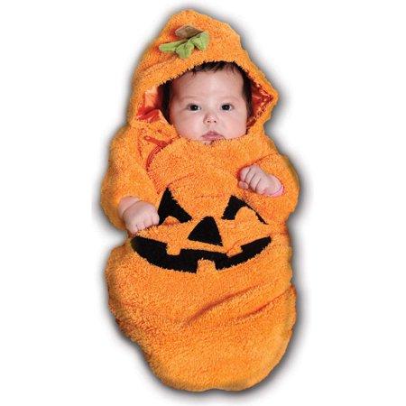 Pumpkin Baby Bunting Costume - Baby Bunting Costume