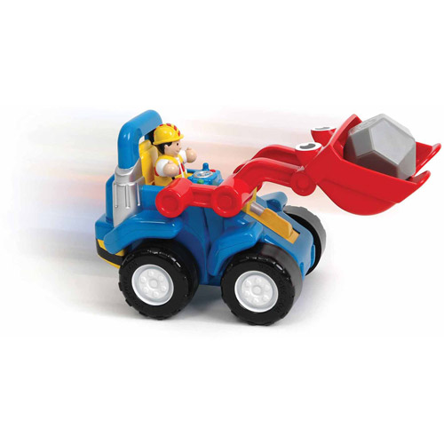 WOW Toys Lift-It-LukeFront End Loader Play Set