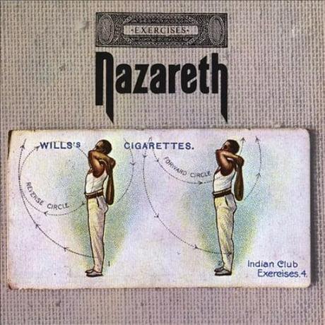 Nazareth Exercises Limited Edition Vinyl