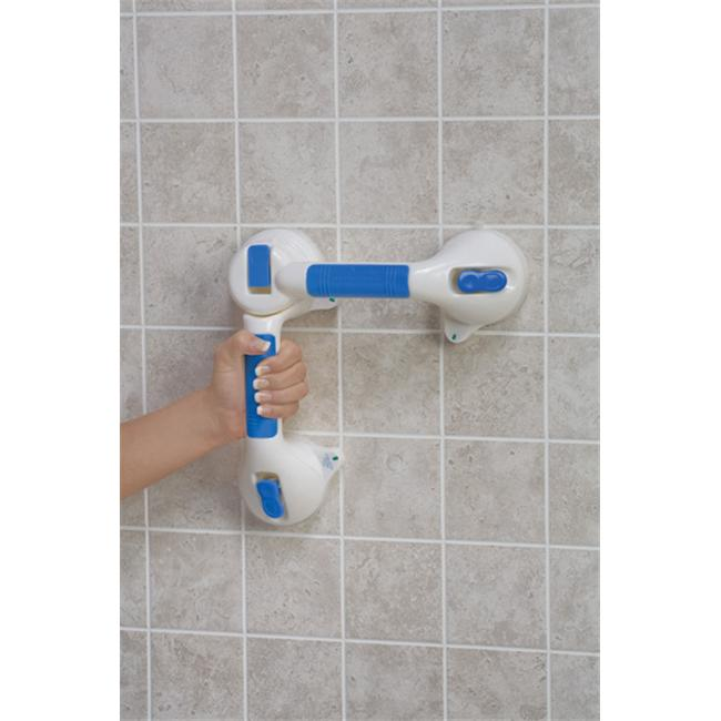 20 Inch Suction Cup Grab Bar with Swivel Joint