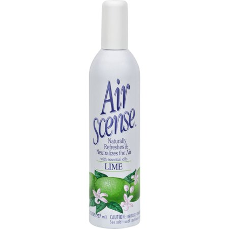 7 Ounce Liver - Air Scense Air Freshener Lime, 7 oz.