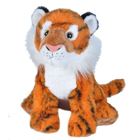 Cuddlekins Siberian Tiger Plush Stuffed Animal by Wild Republic, Kid Gifts, Zoo Animals, 12 Inches ()
