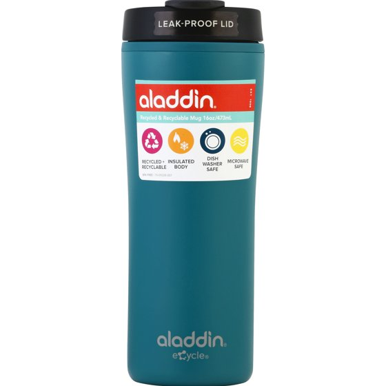0b79b1d76e3 Aladdin, Aladdin 16 Ounce Recycled & Recyclable Mug, 1 mug