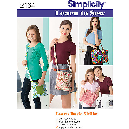 Simplicity Pattern Accessories, One Size