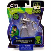 Ben 10 Series 5 Forever Knight Keychain