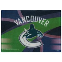 Vancouver Canucks 8'' x 11.75'' Carbon Fiber Cutting Board