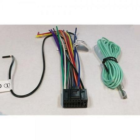 Wire Harness for JVC KDR530 KDR540 KDR640 KDR650 KDS19 KDS28 KDS38