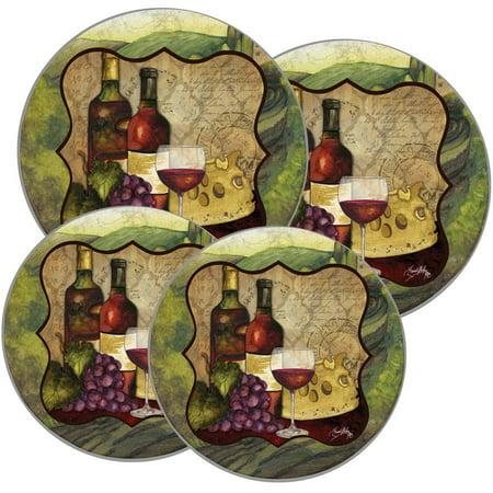 Range Kleen Burner Kovers, Round, Wine Enthusiast for $<!---->