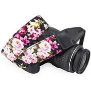 Wolven Cotton DSLR/SLR Camera Neck Shoulder Belt Strap For Nikon Canon Pentax Sony Olympus ETC