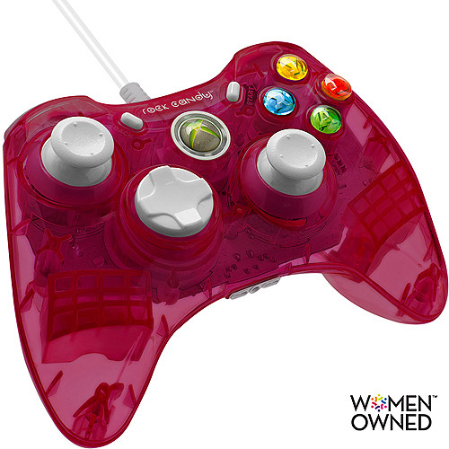 Rock Candy Wired Controller for Xbox 360, Cranblast