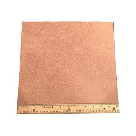Dangerous Threads Leather Side Veg Tan Splits - Medium Weight- Various Sizes (8 & 1/2