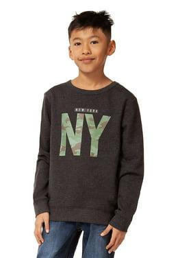 Boy's NY Graphic Sweater