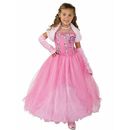 Princess Shirley Kids Costume S - Costumes Princess