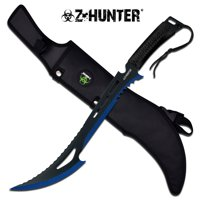 Machete Black/Blue