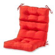 Solid Marine 44 x 22 in. Outdoor High Back Chair Cushion