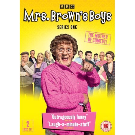 MRS BROWN'S BOYS ()