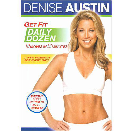 Denise Austin: Get Fit Daily Dozen (Full Frame)