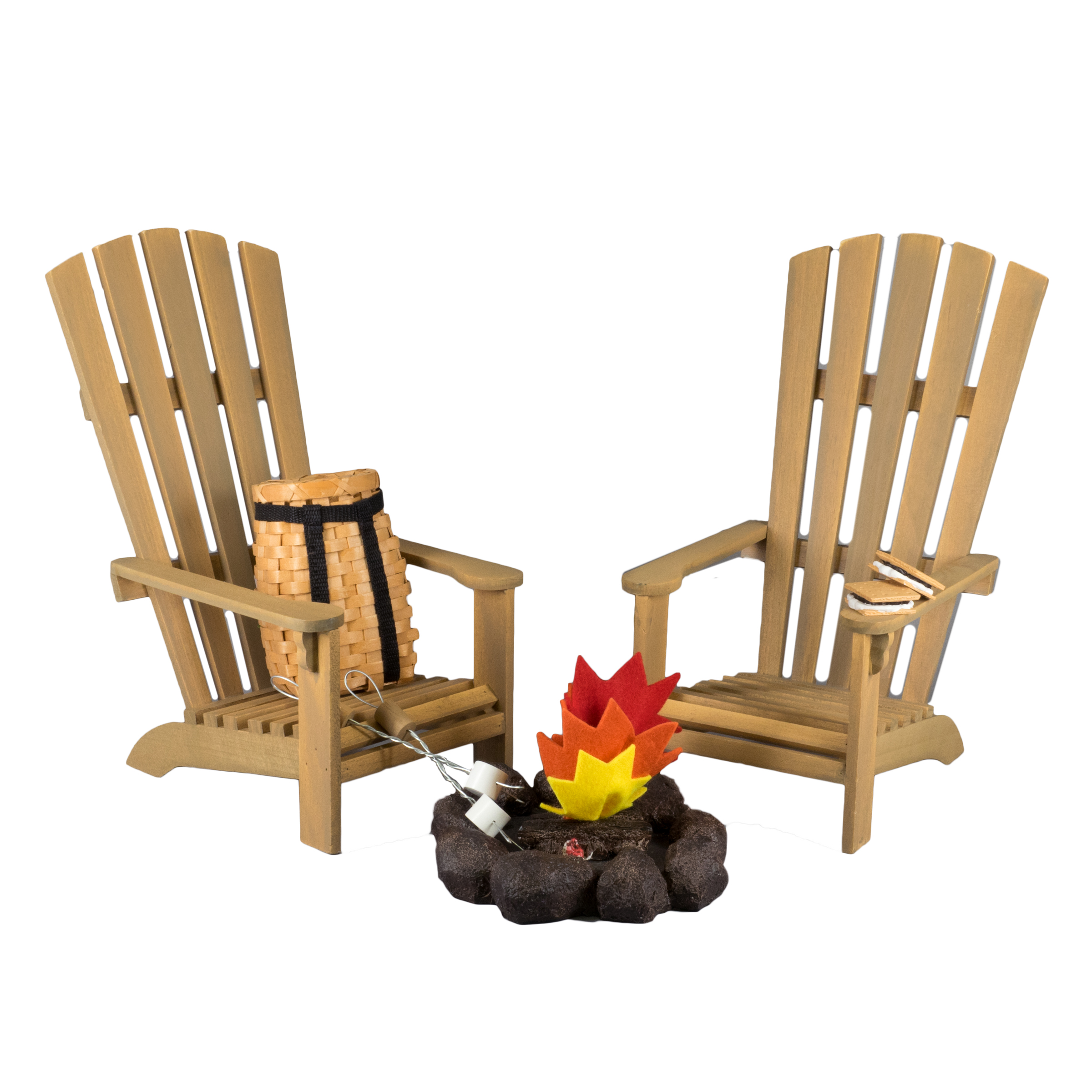 """18"""" Doll Furniture and Accessories for 18"""" Dolls, Great Outdoors Wilderness Adventure Play Set"""