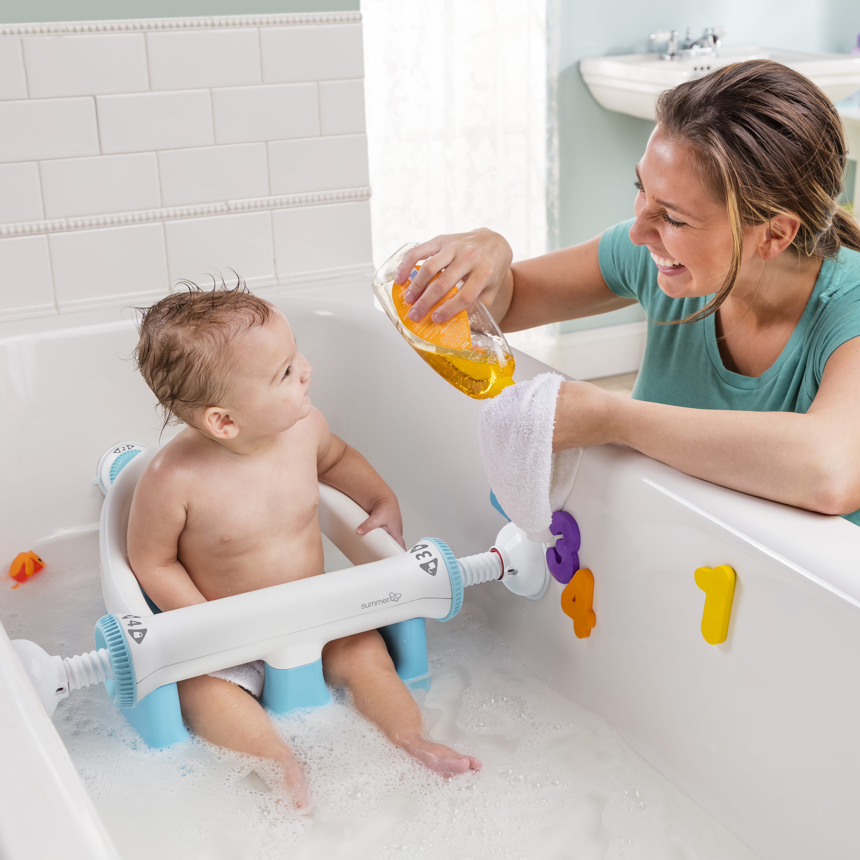 Summer Infant My Bath Seat - Walmart.com