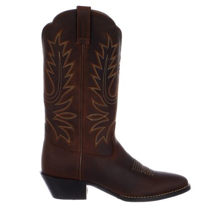 891c22998d0 Ariat Women's Heritage 12'' Western Boots (Distressed Brown, 6.5)