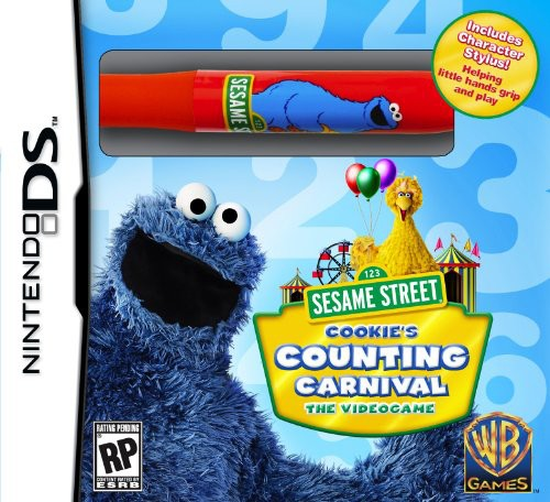 Sesame Street: Cookies Counting Carnival for Nintendo DS