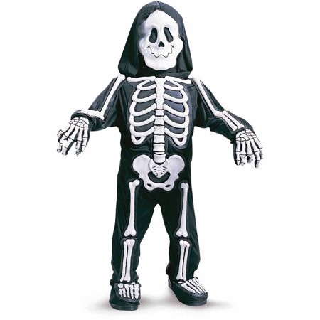 SKELEBONES TODDLER 3T-4T - Kangaroo Halloween Costumes For Mom And Baby