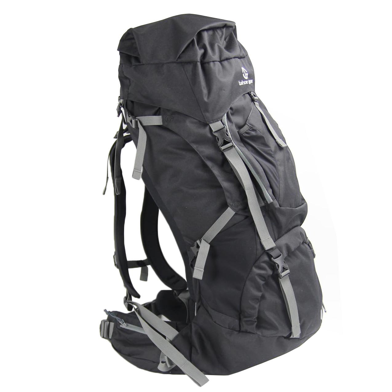 Tahoe Gear Fairbanks 75L Premium Internal Frame Hiking Backpack ...