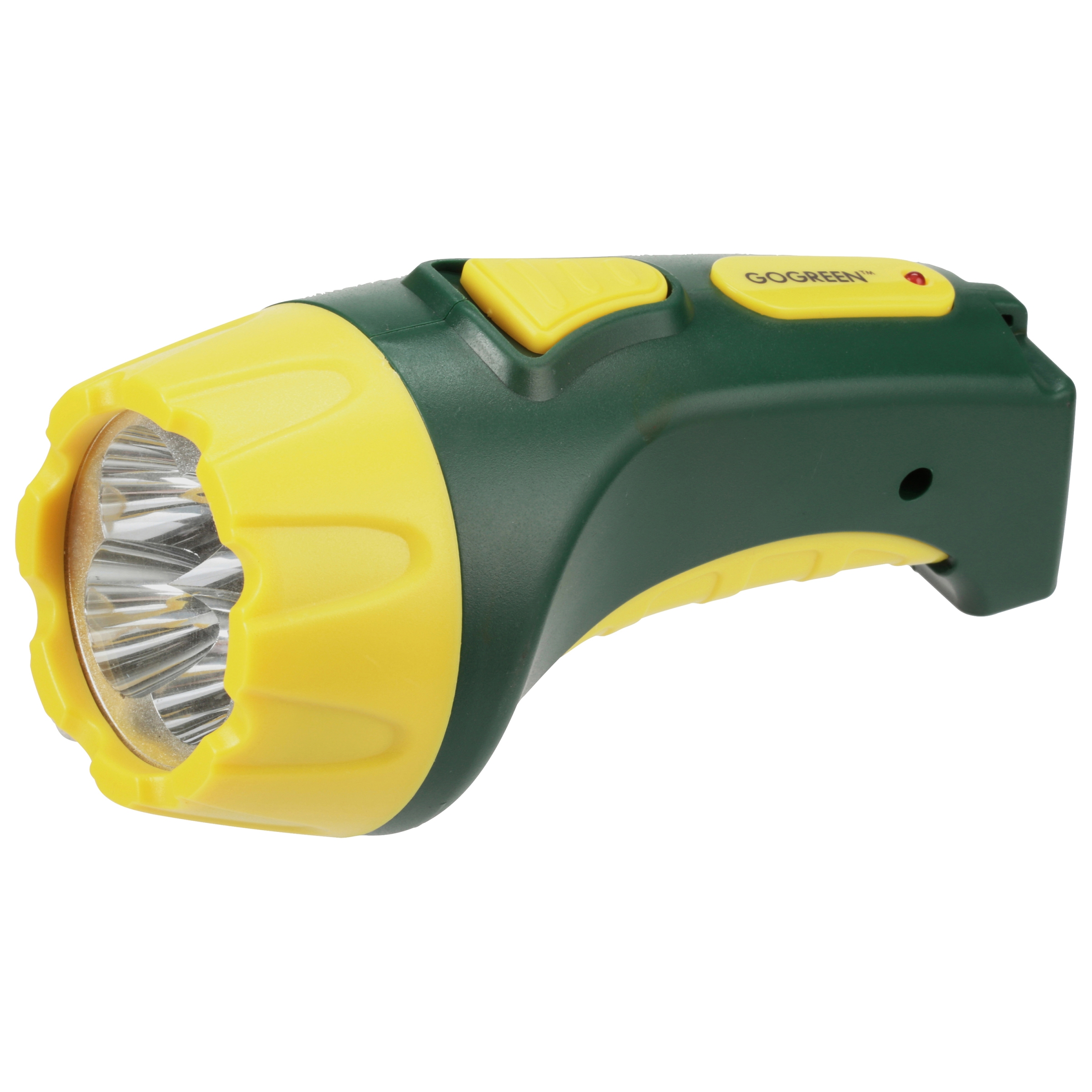 Go Green™ Rechargeable Flashlight