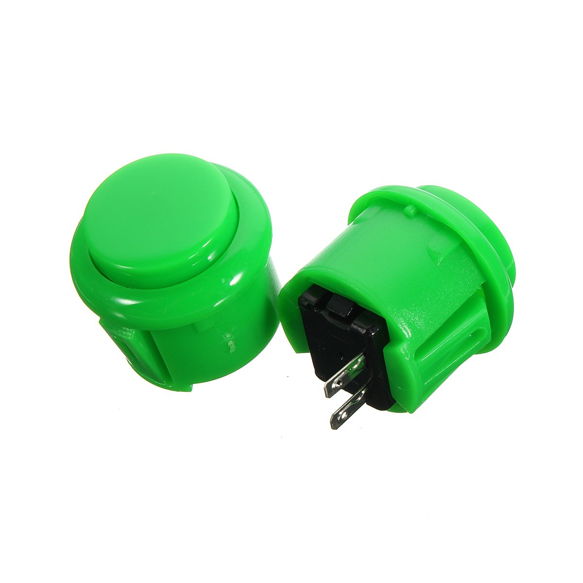 28Pcs Zero Delay Arcade Game Controller USB Joystick Kit for MAME