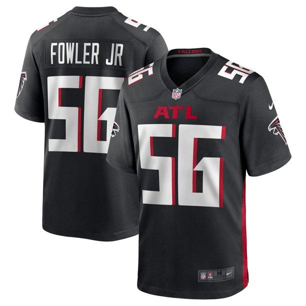 Dante Fowler Jr. Atlanta Falcons Nike Game Jersey - Black