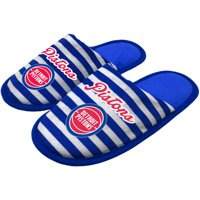 Detroit Pistons Women's Scuff Slippers