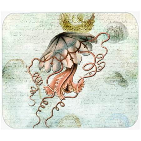9.5 x 8 in. Jellyfish Mouse Pad, Hot Pad or Trivet - image 1 de 1